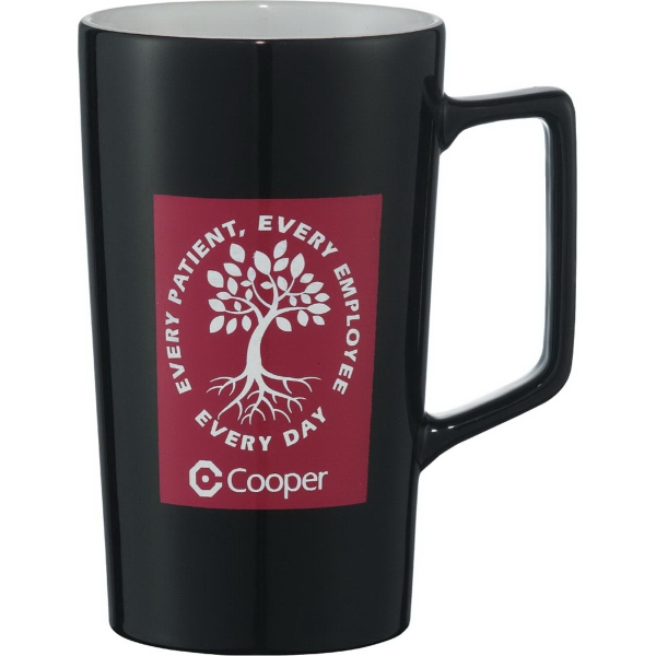 Promotional Venti Ceramic Mug 20oz