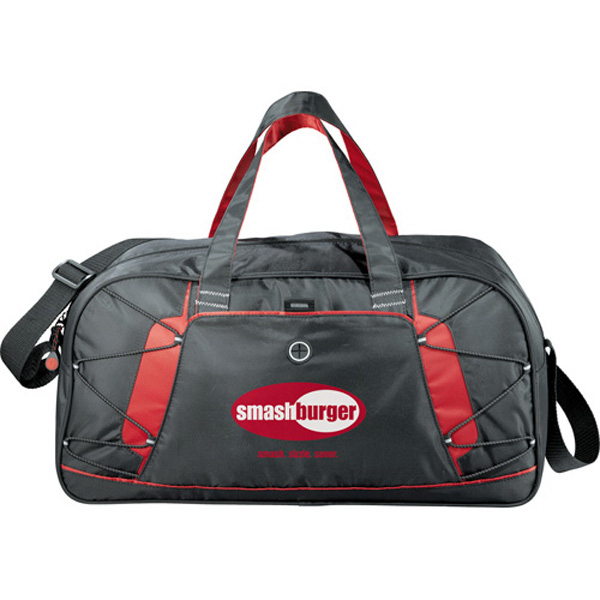 Personalized Shockwave Sport Duffel Bag