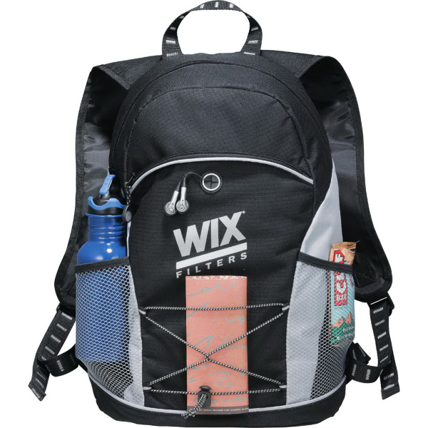 Personalized Twister Backpack