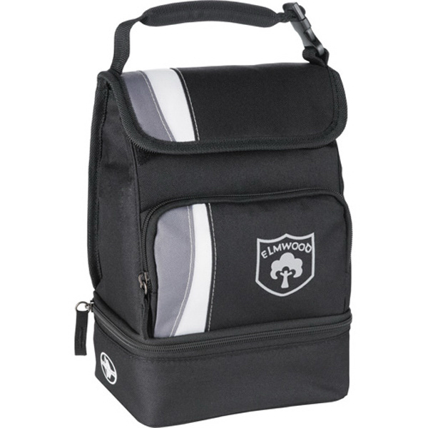 Printed Arctic Zone (R) Dual Compartment Lunch Cooler