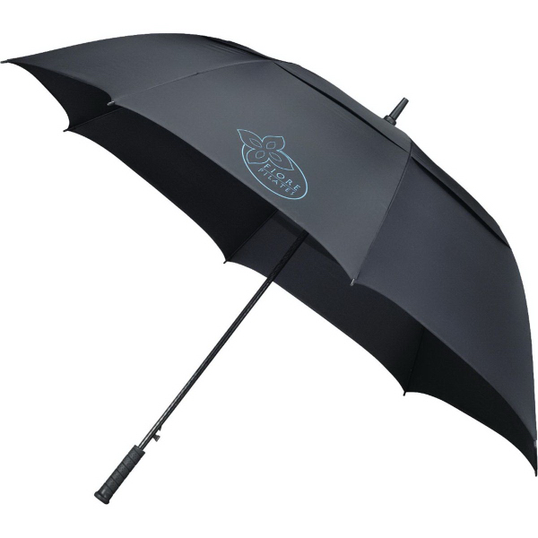 "Imprinted 64"" Auto Open Slazenger (TM) Golf Umbrella"
