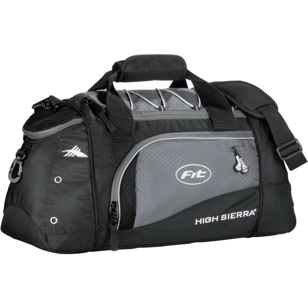 "Personalized High Sierra (R) 21"" Deluxe Sport Duffel Bag"