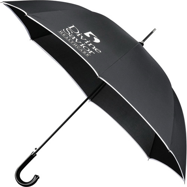 "Personalized 55"" Balmain (R) Runway Umbrella"