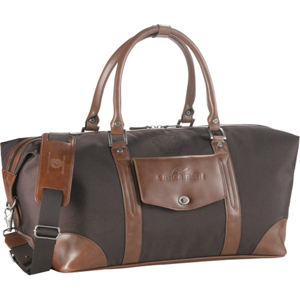 Printed Cutter & Buck (R) Legacy Weekender Duffel Bag