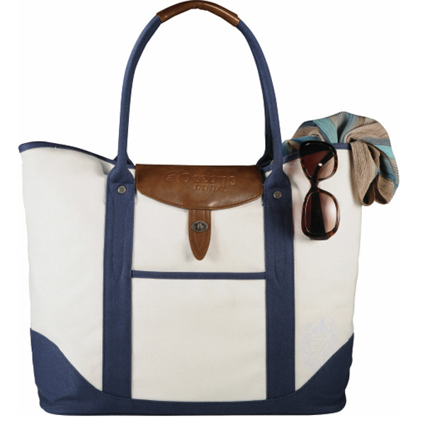 Customized Cutter & Buck (R) Legacy Cotton Boat Tote