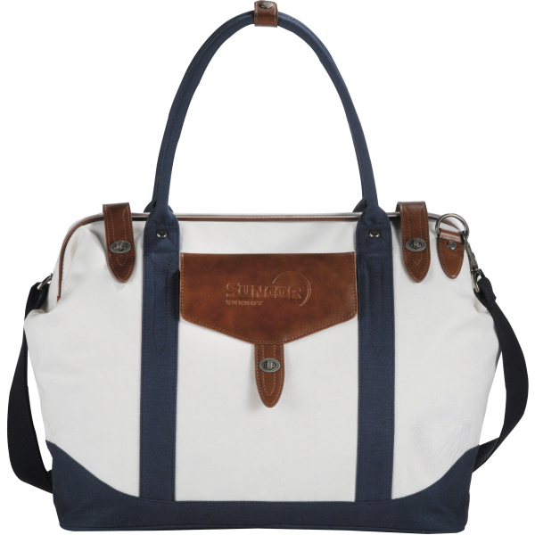 Personalized Cutter & Buck (R) Legacy Cotton Duffel bag