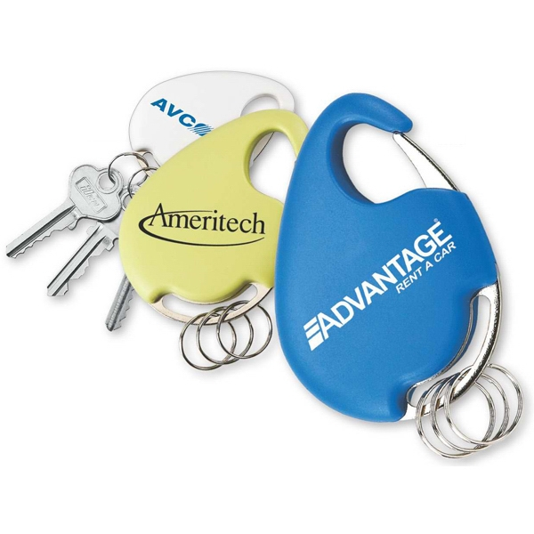 Promotional Key Holder with Clip