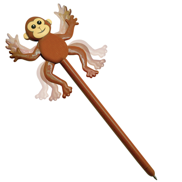 Promotional Happy Motion Monkey Pen