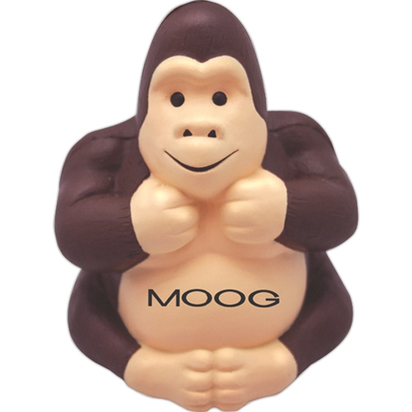 Promotional Squeezies (R) gorilla stress reliever