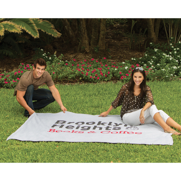 Promotional Oversized Sweatshirt Blanket