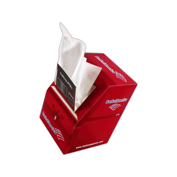 Custom Novelty ATM Tissue Box