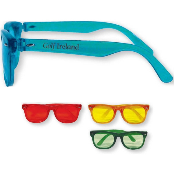 Imprinted Translucent Glasses