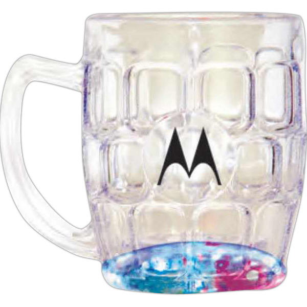 Printed Light Up Beer Mug