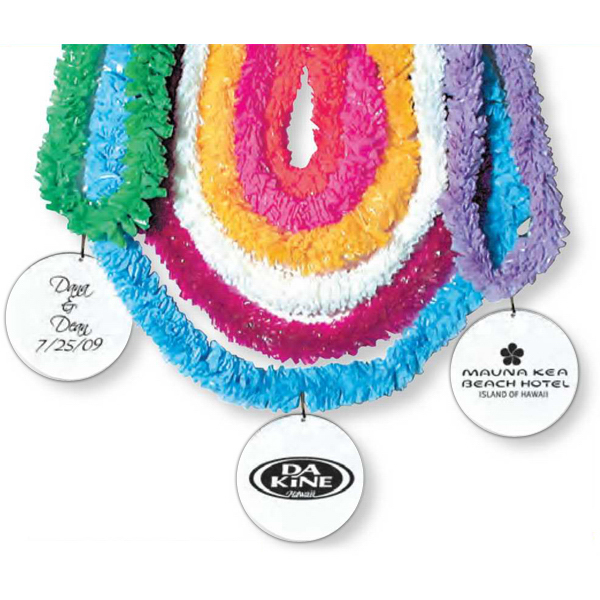 Promotional Medallion Lei