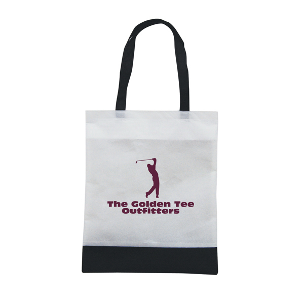 Customized Tote 'N Ship 1-Color Screen Print
