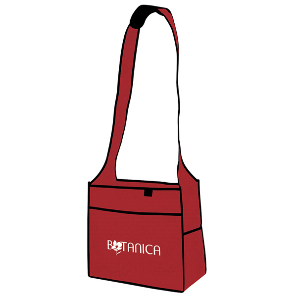 Customized Esprit Tradeshow Tote 1-Color Screen Print