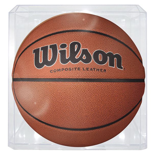Personalized Wilson (R) Composite Leather Basketball