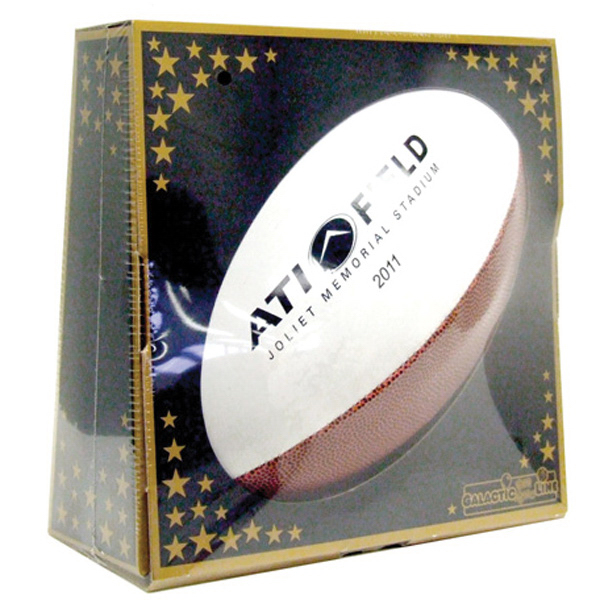 Customized Wilson (R) Full Size Signature Football