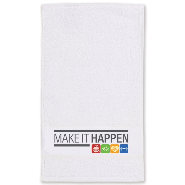 Personalized Spectra Color Towel