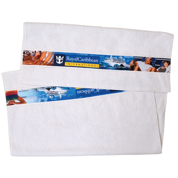 Printed Spectra Color Towel