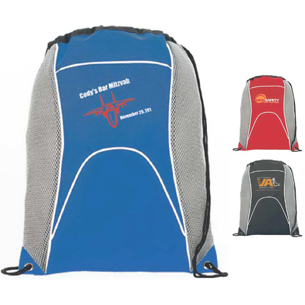 Personalized Tour du X Cinch Bag