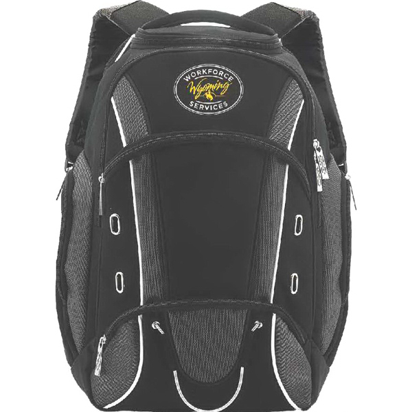 "Personalized Nickler 15.4"" Computer Backpack"