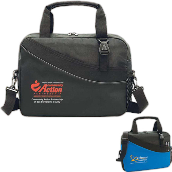 "Promotional Foxxy 14.1"" Computer Bag"