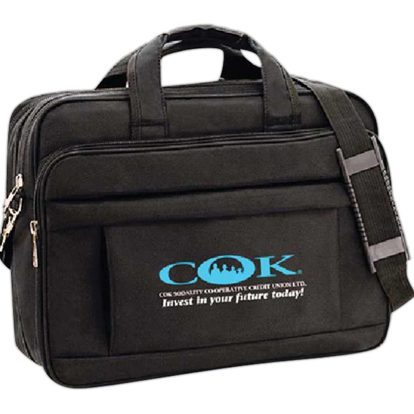 "Custom Expand-R 15.6"" computer bag"