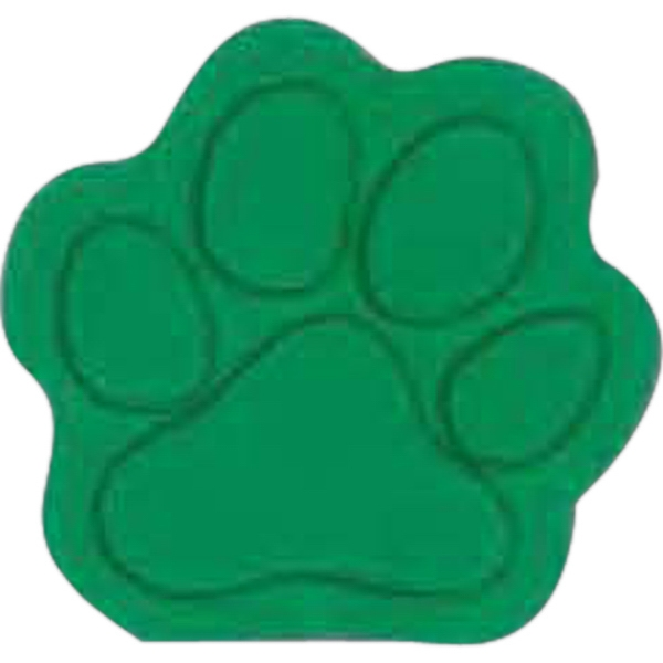 Personalized Paw Pencil Top Eraser