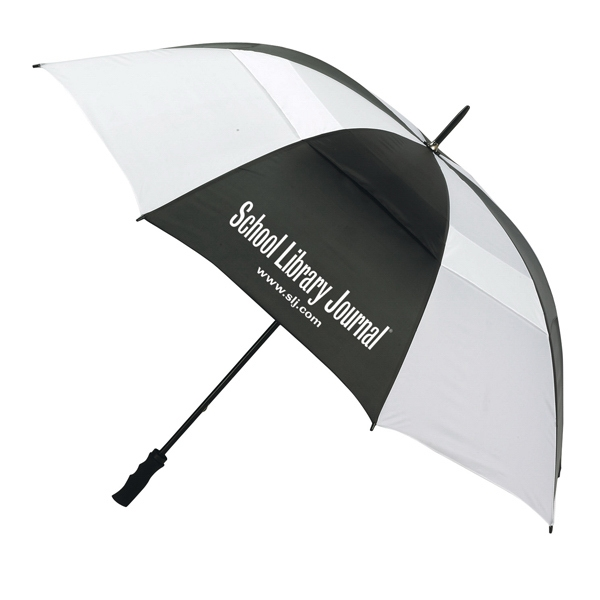 Promotional The Bogey Vented Sport Umbrella