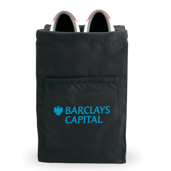 Personalized Nylon Shoe Bag