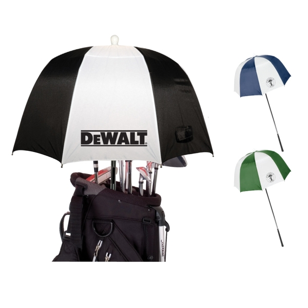 Promotional Drizzle Stik Golf Bag Umbrella