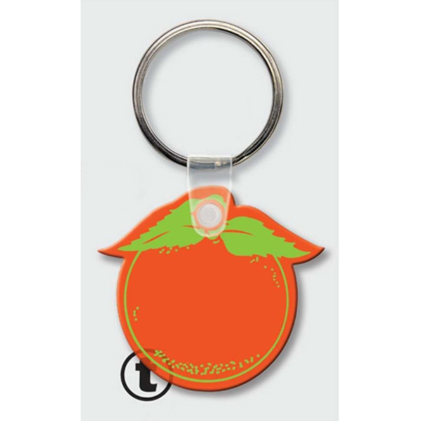 Custom Key Tag - Stock Shape Collection - Spot Color