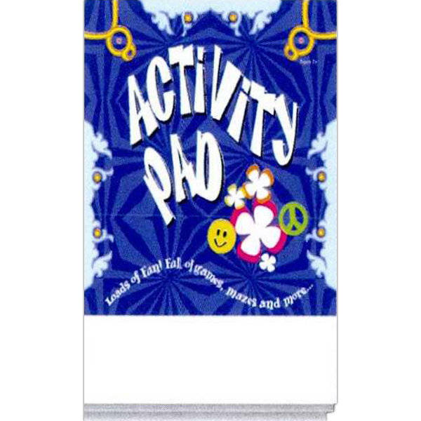 Printed Activity Pad Fun Pack