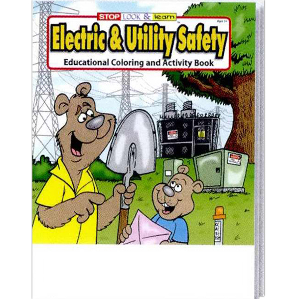Custom Coloring and Activity Book Fun Pack