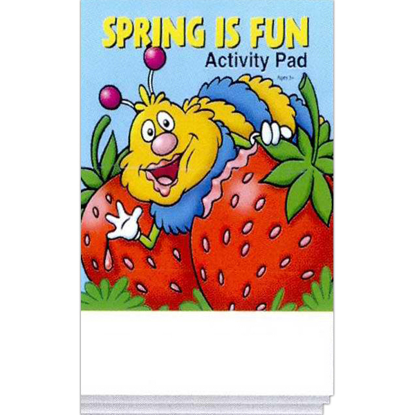 Custom Spring is Fun Activity Pad Pun Pack