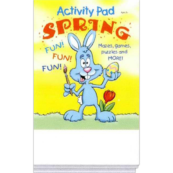 Customized Spring Activity Pad Pun Pack
