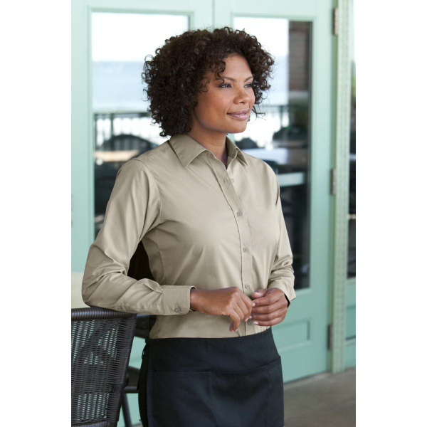 Customized Women's Blended Poplin Shirt