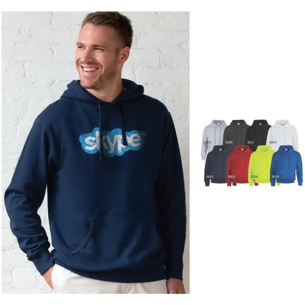 Promotional Premium Cotton Fleece Pullover Hoodie