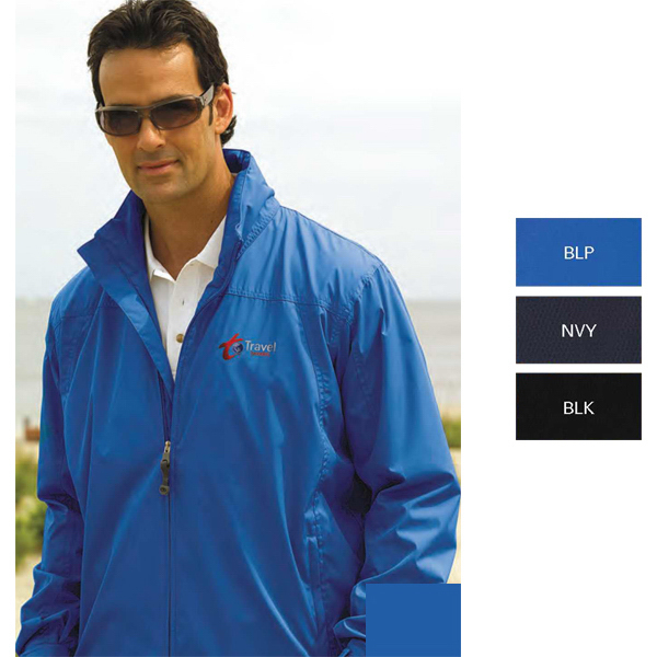Customized Lightweight Packable Rain Jacket