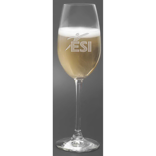 Promotional Champagne Wine Glasses - Set of 2