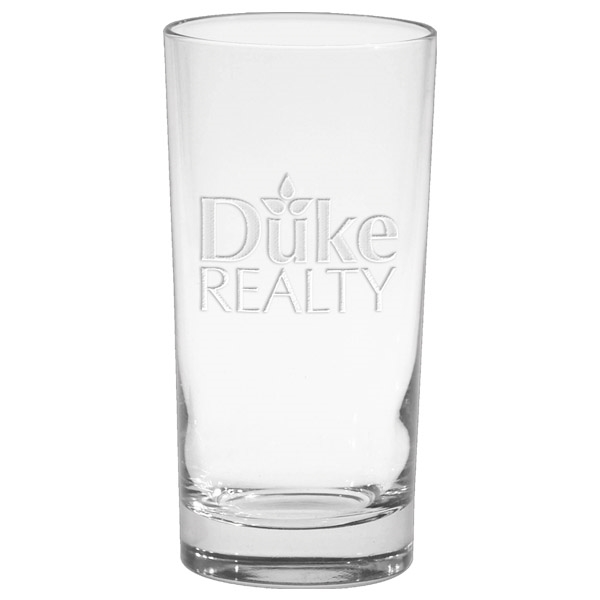 Personalized Deluxe Beverage Glass
