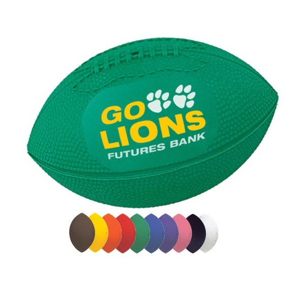 "Promotional 7"" AdMax Football without Stripes"