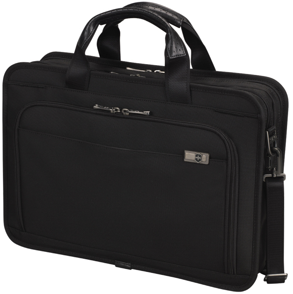 Promotional Louvre 17 Horizontal Laptop Briefcase