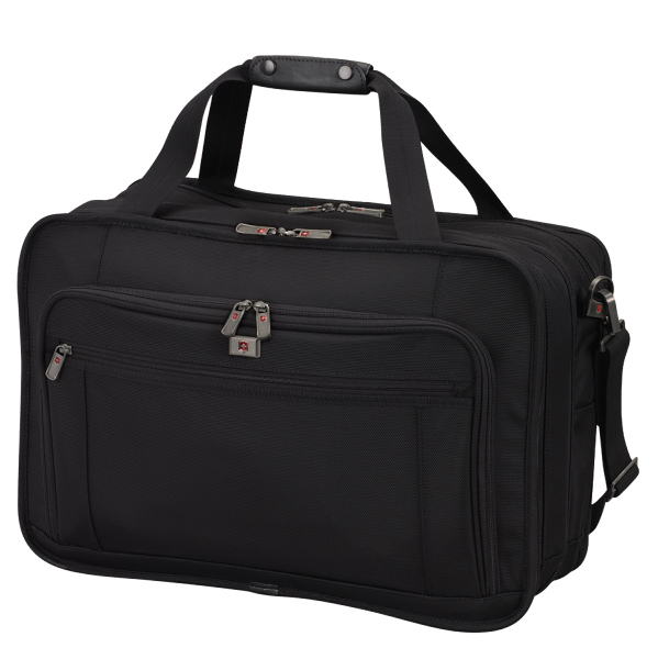 Personalized Standard Issue Expandable Overnighter Bag