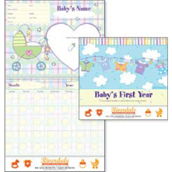 Customized Baby's First Year by Robin Roderick