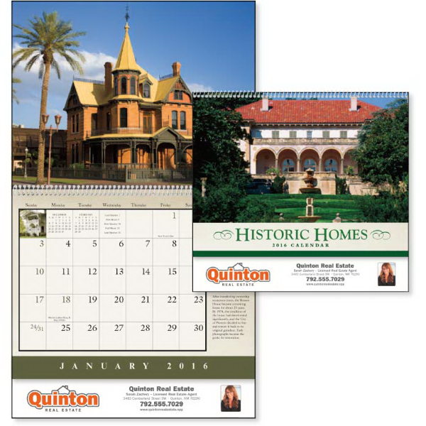 Personalized Historic Homes