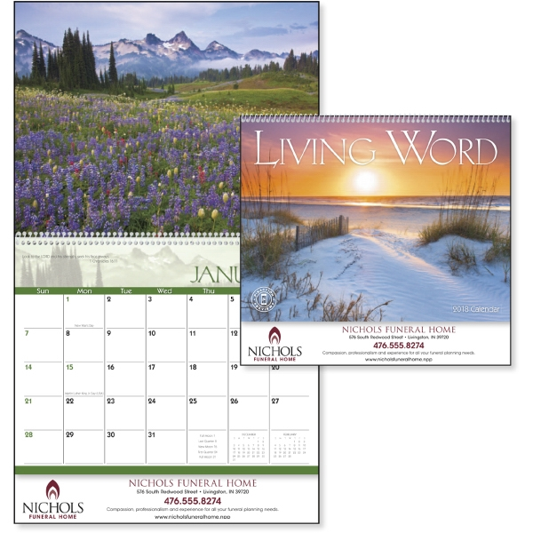 Promotional Living Word - Nondenominational