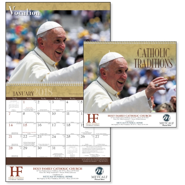 Promotional Catholic Traditions