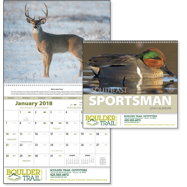 Imprinted Southeast Sportsman